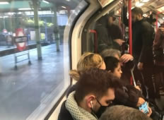 Public Transport Use Hits Post-Lockdown High