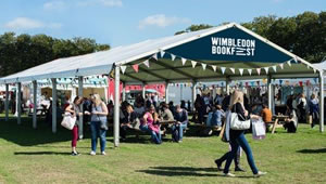 Enjoy The Last Days Of Summer LIVE With Wimbledon Bookfest