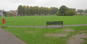Police Hunt After Indecent Exposure In A Wimbledon Park