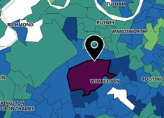 Wimbledon Village Is Covid-19 Infection Hotspot