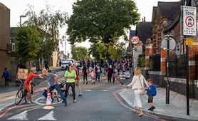 Air Pollution Levels Breached Outside Three Wimbledon Schools