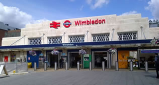 Man Dies After Being Hit By Train Close To Wimbledon Station